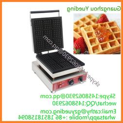 Non-sticky rectangle <font><b>waffle</b></font> <font><b>mak
