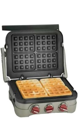 Nonstick Waffle Makers Plate Attachments for Cuisinart Gridd