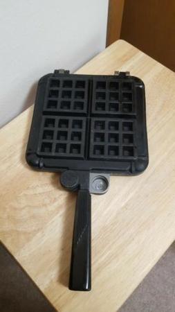 Nordic ware BELGIAN WAFFLER Waffle Iron Maker CAMPING Stovet