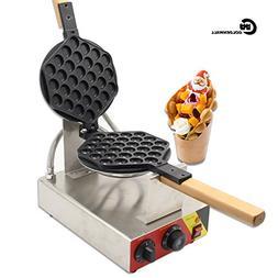 CGOLDENWALL NP-547 Electric Hong Kong eggettes Egg Waffle ir