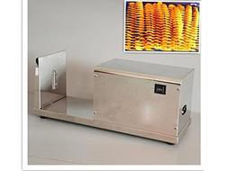 NP-615 110/220v Electric Potato Twister Tornado Slicer Autom