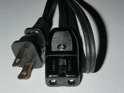 Power Cord for Broil King Waffle Maker Models 736 736TC 736T