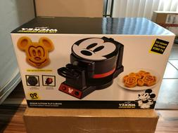 IN HAND Authentic Disney Mickey Mouse Double Flip Waffle Mak
