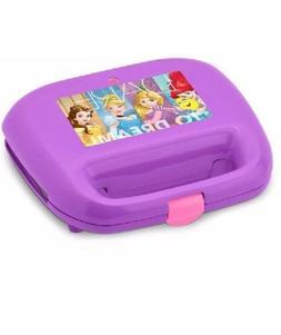 Disney Princess DP-2 Waffle Maker, One Size, Purple