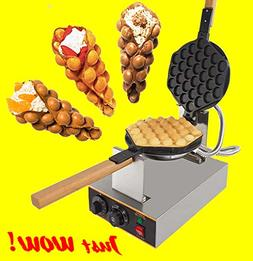 Puffle Waffle Maker Professional Rotated Nonstick ALD Kitche