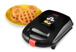 small kitchen appliances waffle maker disney mickey