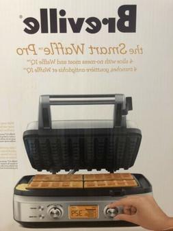 smart waffle maker pro 4 slices bwm640xl