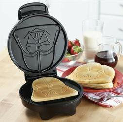 Star Wars Darth Vader Helmet Kitchen Home Electric Waffle Pa