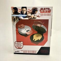 Star Wars Millennium Falcon Waffle Maker Disney Model WM-SRW