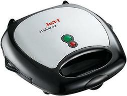 T-fal SW6100 EZ Clean Easy to Clean Nonstick Sandwich and Wa