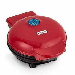 The Mini Waffle Maker Machine for Individual Waffles, Panini