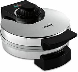 Oster Titanium Infused DuraCeramic Belgian Waffle Maker, Chr