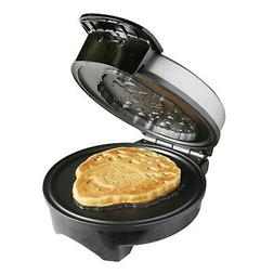 Uncanny Brands Bob Ross Waffle Maker - Bob's Iconic Face on