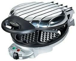 VillaWare V2003 UNO Petite Heart Waffler