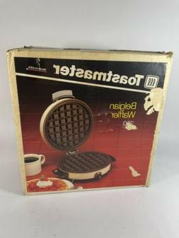 Vintage Toastmaster Belgian Waffler Waffle Maker Model 250 T