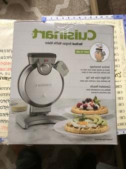 Cuisinart VWM-200PC1 Vertical Belgium Waffle Maker