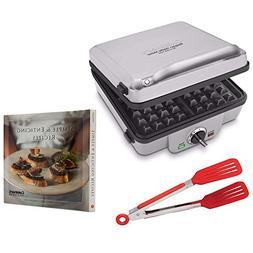 Cuisinart WAF-300 Belgian Waffle Maker with Pancake Plates I