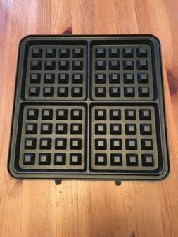 WAF-300UWP, Belgian Waffle Maker Upper Waffle Plate for Cuis