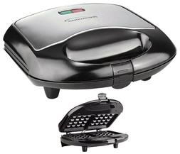 Waffle Maker for Waffle & Pancake Mixes, Excellent Quality b