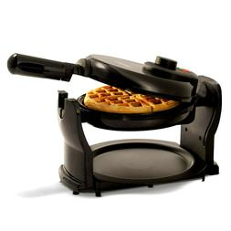 Waffle Maker Belgian Breakfast Kitchen Commercial Double Iro
