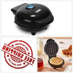 Waffle Maker Machine Individual Waffles Paninis Hash Browns