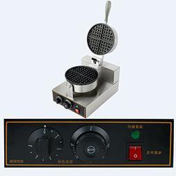 Zinnor Belgian Waffle Maker,Electric Egg Cake Oven Puff  110