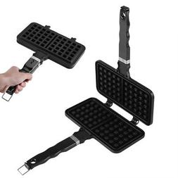 Waffle Mould Baking Home Non-stick Pan DIY Bread Maker Tool
