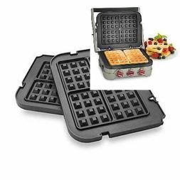 Waffle Plates for Cuisinart Griddler GR-4N GR4 GRID-8N and G
