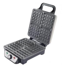 K&A Company Waffle Stainless Steel Maker Belgian Rotating No