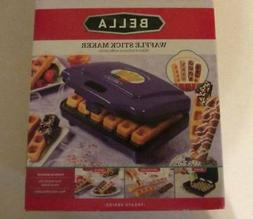 BELLA WAFFLE STICK MAKER BRAND NEW IN HAND TO SHIP