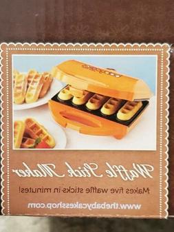 waffle stick maker wm 15 orange