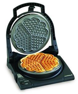 WafflePro Taste/Texture Select Waffle Maker Traditional Five
