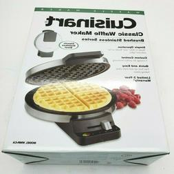 Cuisinart WMR-CA Round Classic Waffle Maker Iron