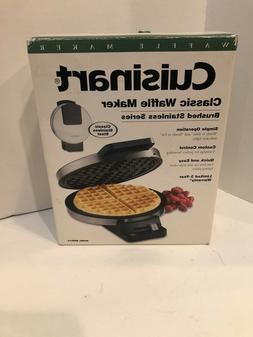 Cuisinart WMR-CA Round Classic Waffle Maker Iron New